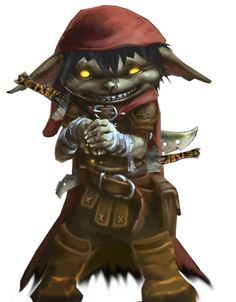 pathfinder goblin two-hand weapon - Google Search