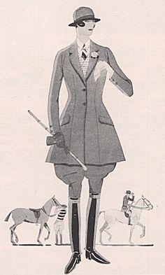 1920's safari clothing for women - Google Search