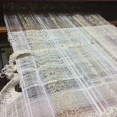 白織り、fin