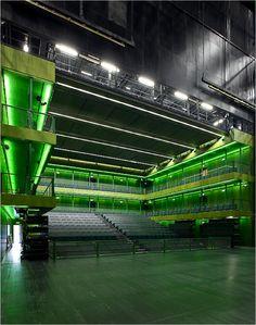 Sala verde, Teatros del Canal (Madrid)