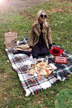 A Central Park picnic!