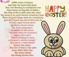 Happy Easter Sunday is Christian occasion on 1 April. Easter Inspirational Poems happy Easter Greetings, Happy Easter Wishes, happy easter messages. Easter Songs For Kids, Easter Poems, Happy Easter Quotes, Happy Easter Wishes, Happy Easter Sunday, Happy Easter Greetings, Easter Activities For Kids, Kids Poems, Sunday Wishes