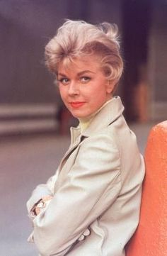 """One of the Hitchcock Blonds...Doris Day.  """"The Man who Knew Too Much"""""""