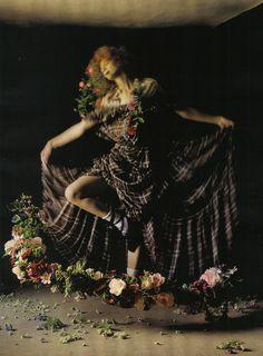 A private world   Alice Gibb, Sunniva Stordahl by Tim Walker   Vogue Italia…