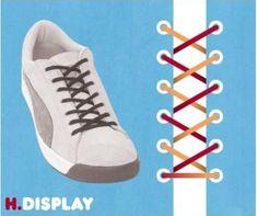 Όχι 1, όχι 2... αλλά 15 τρόποι να δέσετε τα κορδόνια των sneakers σας! ΦΩΤΟ |thetoc.gr