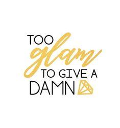 Too Glam Custom Monogram Addition // Personalized Dog Bandana // Iron On // Cute Sayings //Pet Bandana // Customize // Custom Bandana Short Inspirational Quotes, New Quotes, Sign Quotes, Motivational, Sassy Quotes, Cute Quotes, Cute Sayings, Quotes On Traditional Wear, Happy Friday Humour