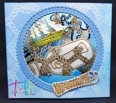 Message In A Bottle, Shadow Box, Design Projects, Cardmaking, Badge, Nautical, Fun, Navy Marine, Badges