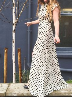 BHL x Sprout Patterns: A print, cut & sew Anna Dress! – By Hand London