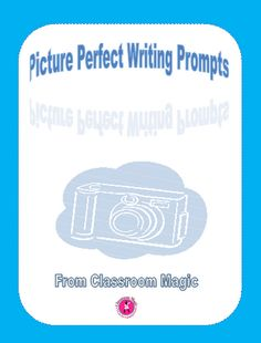 Classroom Magic: Picture Writing Prompts Freebie