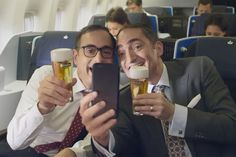 KLM Now Serves Draft Heineken on Board - Video - Creativity Online