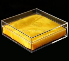 Custom transparent acrylic gift box with lid, custom plexiglass box Gift Boxes With Lids, Box With Lid, Acrylic Sheets, Acrylic Box, Box Supplier, Color Shapes, Display Boxes, Laser Engraving, Screen Printing
