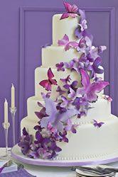 Modern Gelin » Düğün Pastası