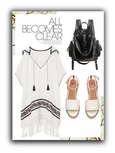 """""""Untitled #140"""" by oanamaria660 ❤ liked on Polyvore featuring Tory Burch"""