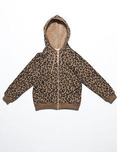 Talc Leopard Sweatshirt