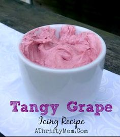 Tangy Grape Icing Re