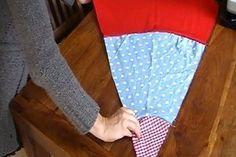 VIDEO: Schultüte mit Stoff beziehen - Anleitung - so etwas steht uns ins Haus