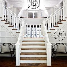 Dream House Entrance Foyers