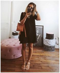 Best Skirt Summer Outfits Casual Sandals Ideas – Best Fashions for All Mode Outfits, Casual Outfits, Fashion Outfits, Womens Fashion, Casual Summer Outfits Women, Fashion Ideas, Cool Summer Outfits, Fashion Skirts, Casual Attire