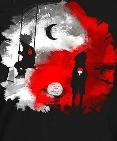 Meu Mundo Preto e Branco 🖤 Anime Naruto, Manga Anime, Naruto Fan Art, Naruto Sasuke Sakura, Naruto Shippuden Sasuke, Itachi Uchiha, Boruto, Madara Wallpaper, Wallpaper Naruto Shippuden