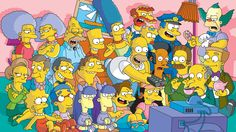 Podcast Powow: Talking Simpsons