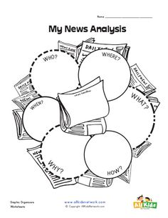 organizer graphic network news kids all News Graphic Organizer All Kids NetworkYou can find Graphic organizers and more on our website Creative Graphic Organizer, Graphic Organizer For Reading, Writing Graphic Organizers, Vocabulary Graphic Organizer, Mind Map Art, Mind Maps, Mind Map Design, Graphic Organisers, Visual Note Taking