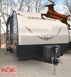 rvs: 2017 Forest River Cherokee Grey Wolf 26Rr Mstr Bedroom Super Light Toy Hauler $$ BUY IT NOW ONLY: $16999.0