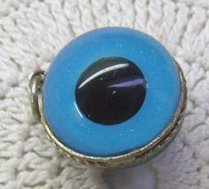 Hey, I found this really awesome Etsy listing at https://www.etsy.com/listing/232793446/vintage-evil-eye-charmprotection