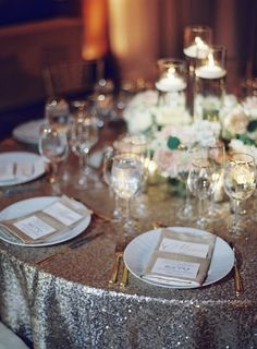 Featured Photographer:Michael and Carina Photography; wedding reception centerpiece idea