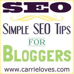 seo search engine optimization tips