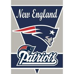 NFL New England Patriots Wall Banner ** Check out the image by visiting the link.