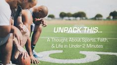 UNPACK This…Inspiring Stories From The NFL's Biggest Stage - Read intriguing stories about Super Bowl history through a lens of faith, andunpackBiblical truths to challenge, encourage, and inspire you, the fan, to follow Jesus and become more like Him.