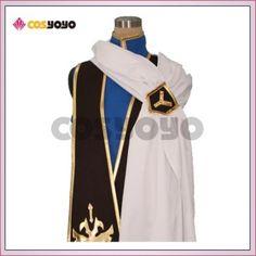 コードギアス 反逆のルルーシュ CODE GEASS Lelouch of the RebellionR2  シュナイゼル コスプレ衣装