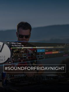 My SoundForFridayNight from the 08th of March 2019. FLO RIDA feat. SIA - Wild Ones Weekend Song, Flo Rida, The Dj, Wild Ones, March, Songs, Movie Posters, Instagram, Film Poster