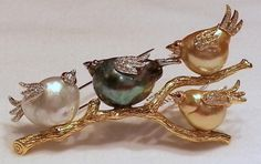 Pearl-Guide.com - Pearl Forum - Thanksgiving Birds I'd Like to Have - Emiko Pearls International