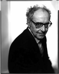 """Jean-Luc Godard is a French-Swiss film director, screenwriter and film critic. He is often identified with the 1960s French film movement """"New Wave"""". Wikipedia"""