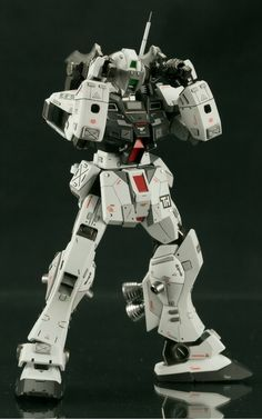 GUNDAM GUY: HGUC 1/144 GM Sniper II Custom - Customized Build