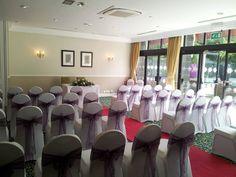 BEST WESTERN PLUS Pinewood on Wilmslow. #wedding #civilceremony #purplewedding