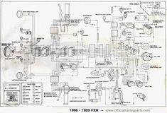 19 Harley Davidson Softail Wiring Diagram 2000 Flstc For