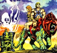 early 80s Masters of the Universe mini-comic page Here's our last Truthful Comics Podcast episode. Sorry to everyone who liked the podcast. :_( #TruthfulComicsPodcast http://www.truthfulcomics.com/blog/the-final-truthful-comics-podcast-episode