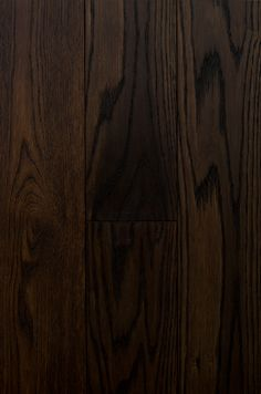 """At """"3 Oak"""" Black Fumed is one of many modern and unique hardwood floors. Sold in UK and in London. Available in Solid and Engineered Construction."""