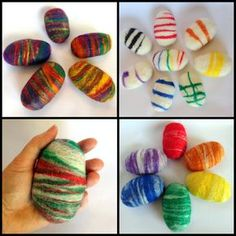 Felted Soap – Twisted Purl