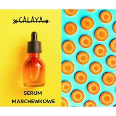 Serum Marchewkowe 15 ml Serum, Water Bottle, Drinks, Paraffin Wax, Therapy, Water Flask, Water Bottles