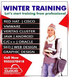 Winter Internship, Basic Computer Programming, Android I, Red Hats, Viral Videos, Trending Memes, Funny Jokes, Web Design, Clouds