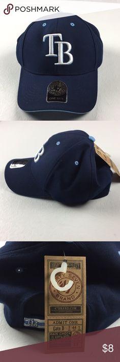 Major League Baseball TB baseball cap Tampa Bay A3 Tampa Bay Rays forty  srven brand Accessories · GorrasAccesoriosToronto f0ea9b8143c