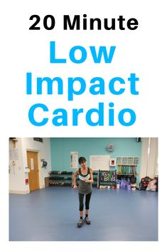 Start slow and work your way up with this introductory cardio video New to exercise? Recovering from surgery? Get the benefits of a workout without pushing your limits with this low impact beginner cardio workout. Zumba Fitness, Senior Fitness, Fitness Diet, Fitness Motivation, Health Fitness, Senior Workout, Exercise Motivation, Workout Fitness, 30 Minute Cardio Workout