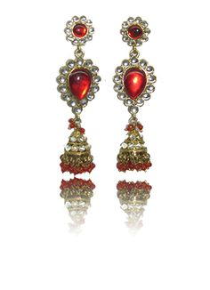 Free Web Hosting - Your Website need to be migrated Earrings Online, Red Earrings, Designer Earrings, Traditional, Stylish, Stuff To Buy, Jewelry, Jewels, Schmuck