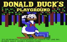 C64.DonaldDuck'sPlayground.