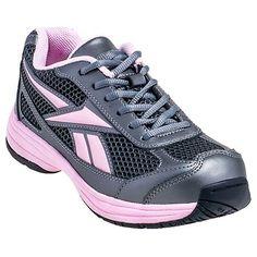 b4e9d65e618 Reebok Shoes  Women s Athletic Steel Toe EH Work Shoes RB164