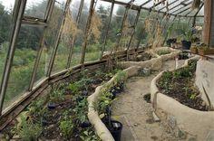 We look around Jasmine and Simon Dale's eco-home in the village of Lammas