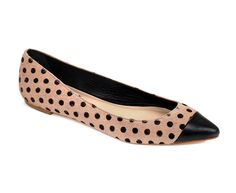 Perfect Polka-Dots flats!!